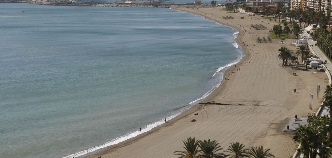 Playa Malagueta-1