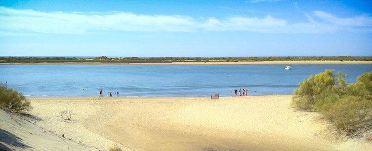 Resultado de imagen de playa el portil
