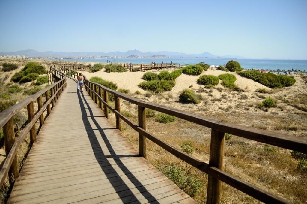 Playa carabass la mejor playa - Tapiceros en elche ...