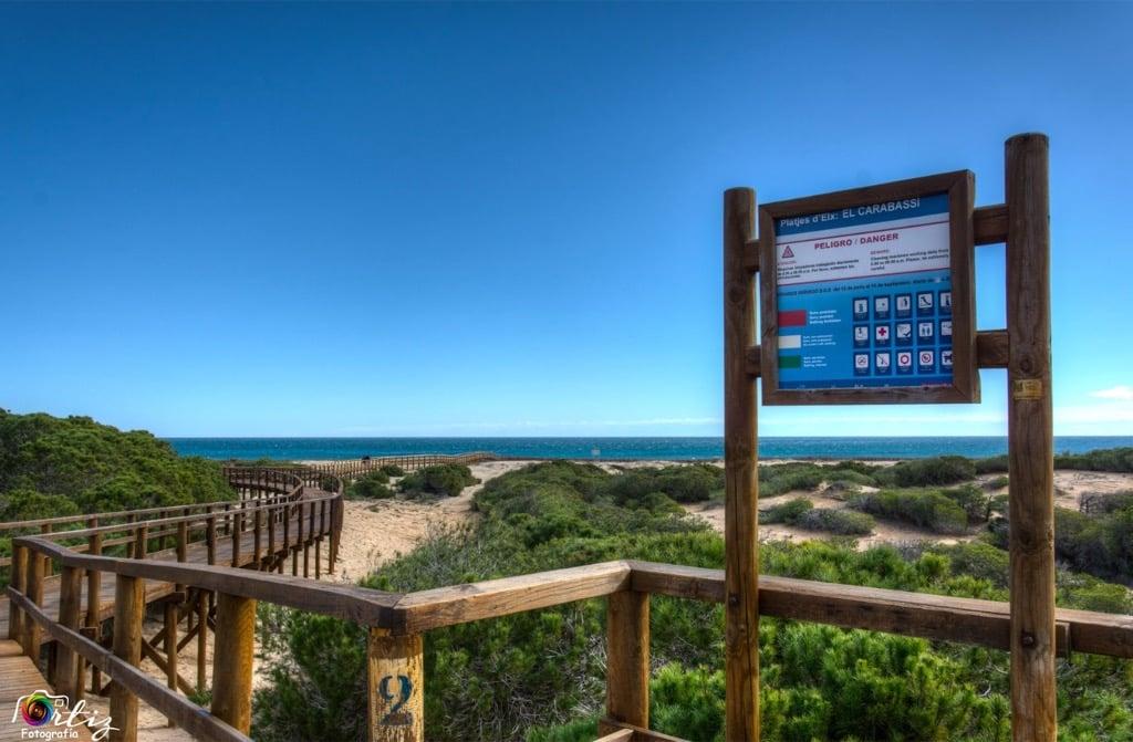 Playa Carabassí-5