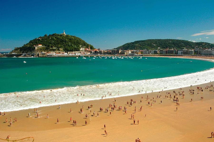 playa espana mareas