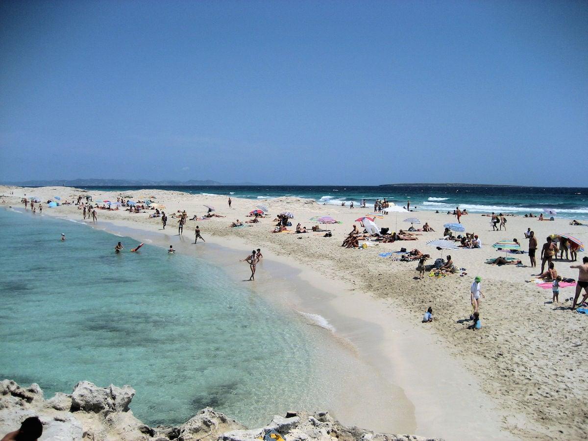 Playa ses illetes la mejor playa - El mundo edicion baleares ...