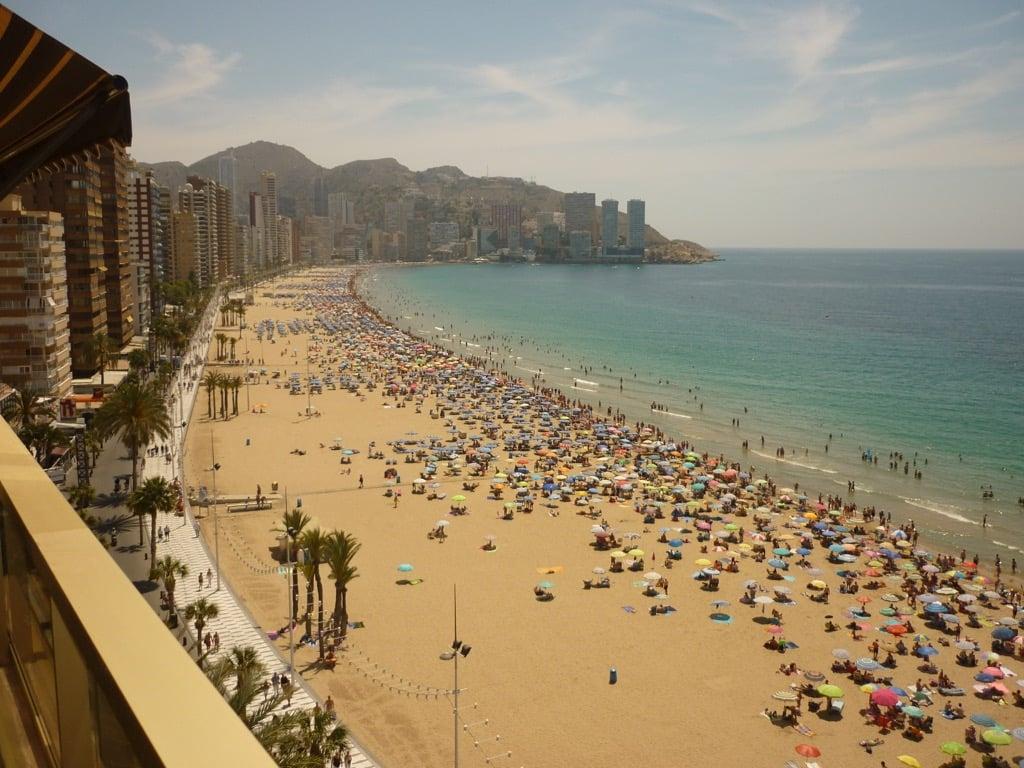 Playa de Levante / Benidorm - La Mejor Playa