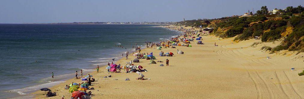 Playa Roche Conil de la Frontera
