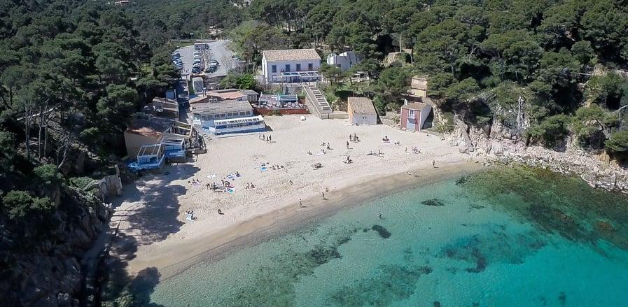 Playa Aiguablava La Mejor Playa