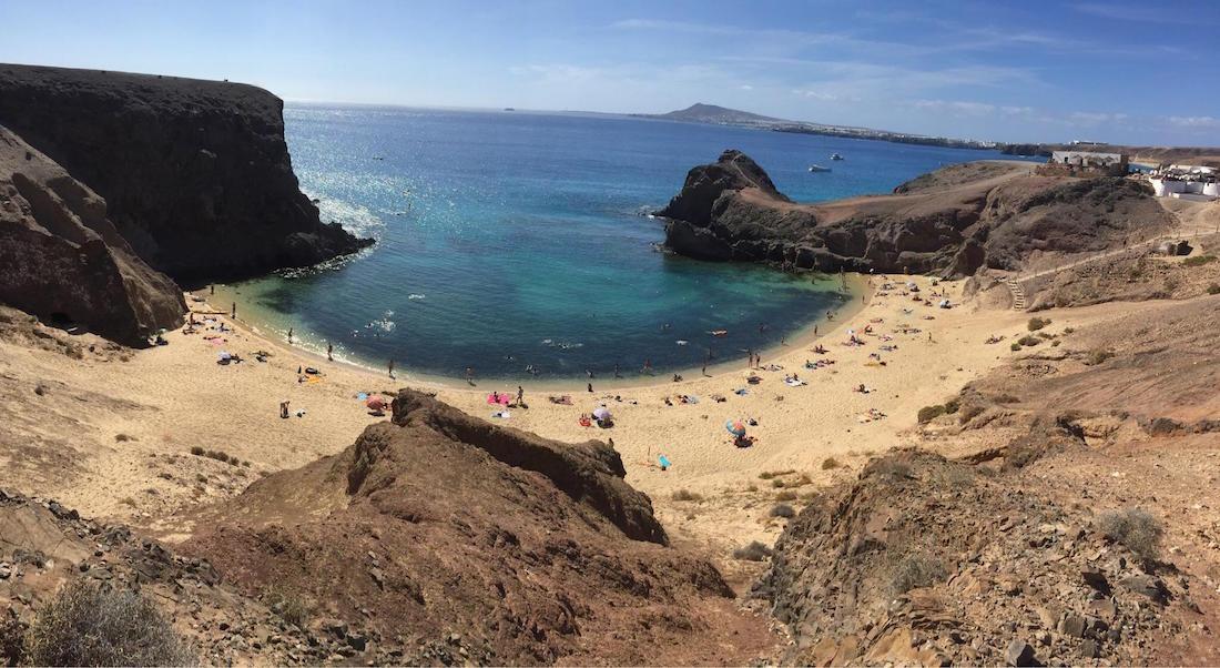 Playa El Papagayo - La Mejor Playa