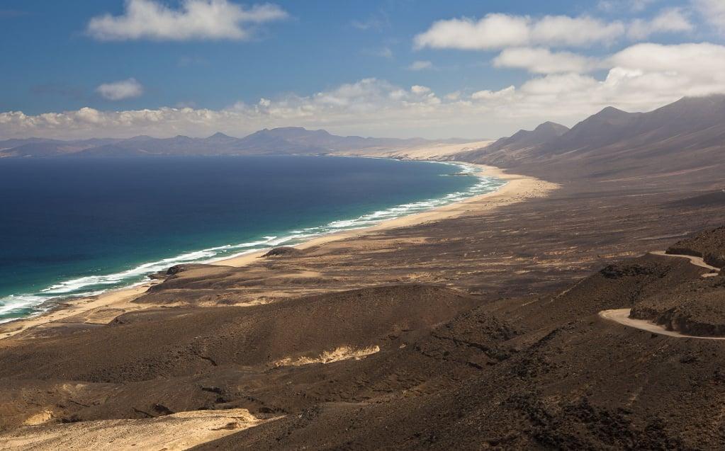 ️ Playa de Cofete, Morro Jable y Playa de Sotavento